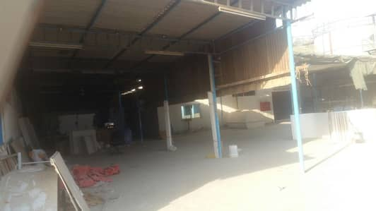 Industrial Land for Rent in Al Jurf, Ajman - 17000 SQFT 130 KVA ELECTRICITY YARD FOR RENT IN AL JURF AJMAN