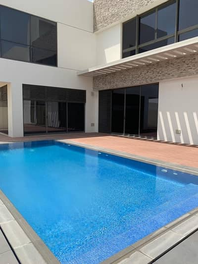 6 Bedroom Villa for Rent in Nad Al Sheba, Dubai - Bright And Spacious Brand new  Modern Style Mansion
