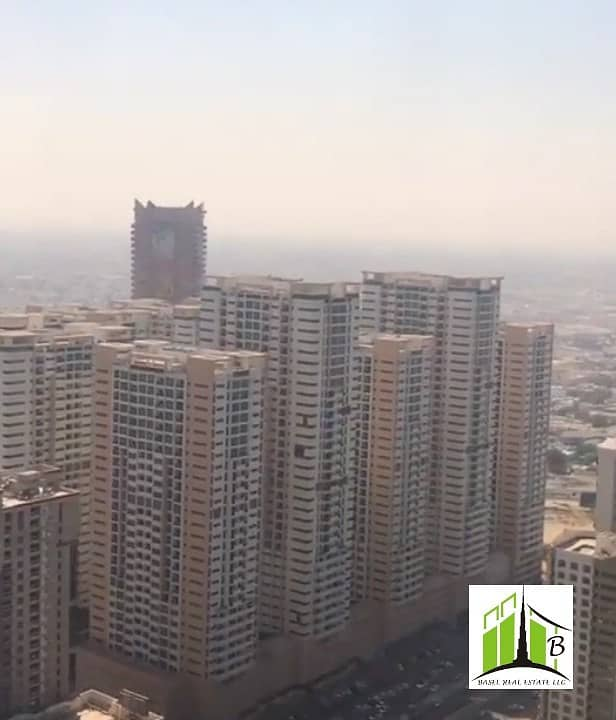 2 A1 Towers drone view