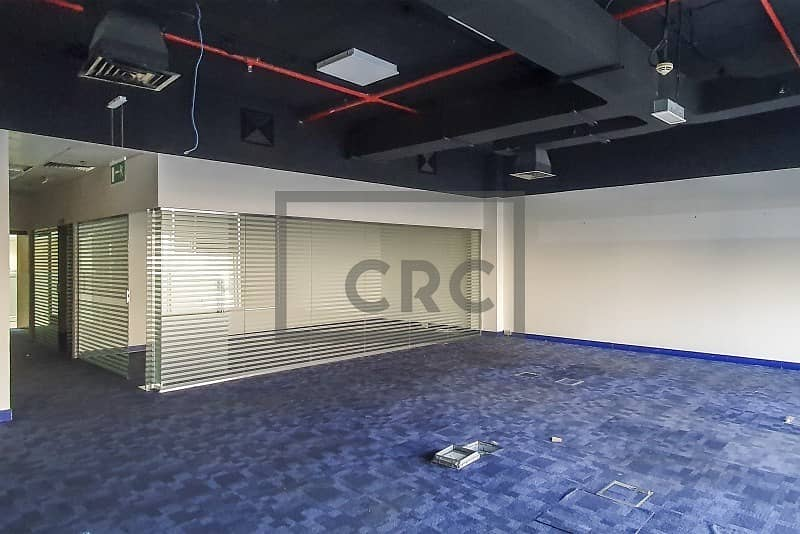 Semi Fitted | Good location| Low Rent | Deira