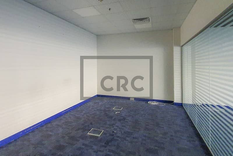 2 Semi Fitted | Good location| Low Rent | Deira