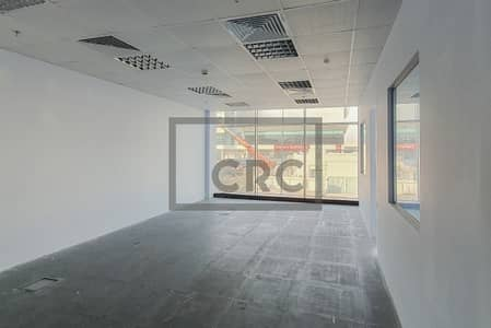 Office for Rent in Al Garhoud, Dubai - Fitted | Good location| Low Rent | Deira