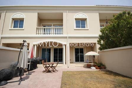 تاون هاوس 3 غرفة نوم للايجار في مثلث قرية الجميرا (JVT)، دبي - Converted 3 Bed TH | Very Rare Must See