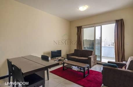 2 Bedroom Apartment for Sale in Jumeirah Village Circle (JVC), Dubai - Furnished 2BHK | KMR | Straight Layout | Rented 70K