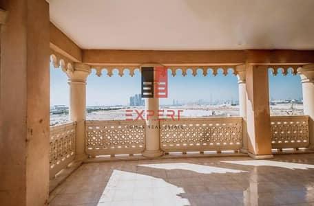 شقة 3 غرفة نوم للبيع في دبي فيستيفال سيتي، دبي - 3 beds in great location hillside