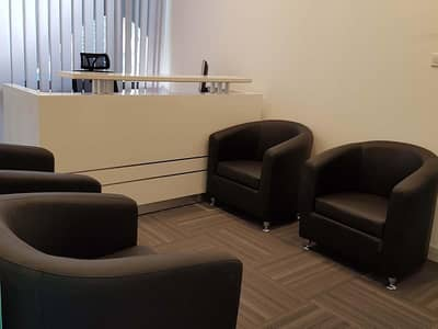 Office for Rent in Business Bay, Dubai - Business Bay  Office for Rent o14 Tower