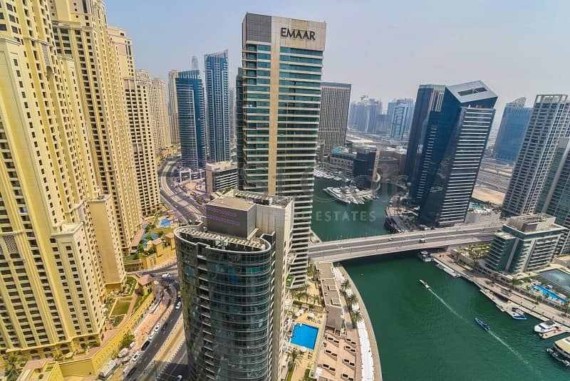 15 High Floor 3 Beds in Paloma  Tower | Marina View