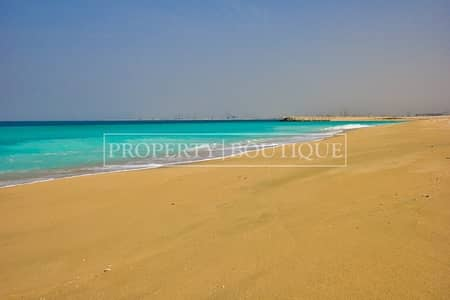 Plot for Sale in Jumeirah, Dubai - Exclusive! Freehold Beachfront Mansion Plot
