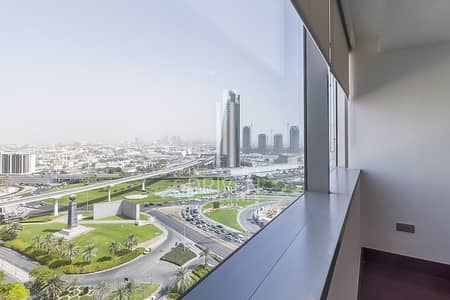 2 Bedroom Apartment for Rent in World Trade Centre, Dubai - Spacious and Lovely 2 Bed with Best View
