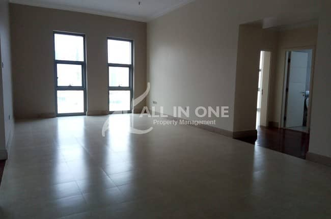 2 Attractive! 3 Bedrooms + Maids Room with Parking!!