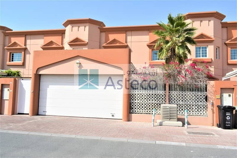 2 Renovated 4 Bedroom + Maid with Common Pool and Gym Villa