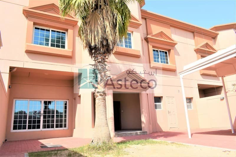 Renovated 4 Bedroom + Maid with Common Pool and Gym Villa