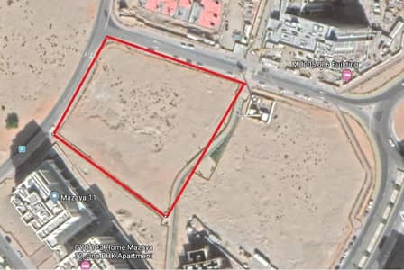 Plot for Sale in Liwan, Dubai - DIRECTLY FROM THE OWNER - G+ 9 residential/commercial Prime location
