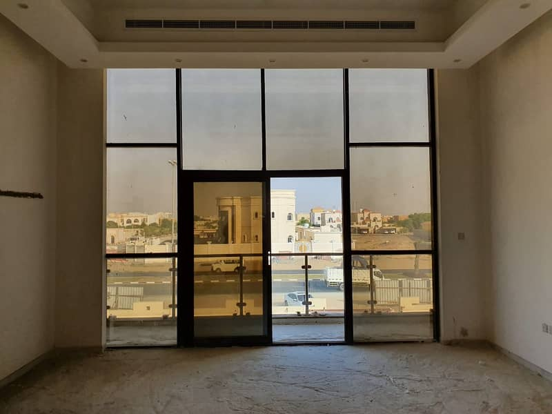 Residential and commercial villa for rent in ajman