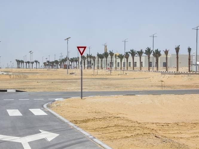 2 Closed to Road | G+1 | Residential Plot | Al Furjan