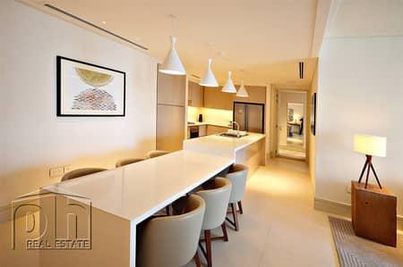 فلیٹ 2 غرفة نوم للايجار في وسط مدينة دبي، دبي - Burj & Fountain Views | Incredible Apartment