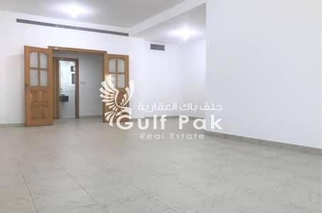 شقة 3 غرفة نوم للايجار في منطقة الكورنيش، أبوظبي - شقة في منطقة الكورنيش 3 غرف 90000 درهم - 4288040