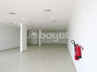 Shop for Rent in Al Rawda, Ajman - big shop on main road