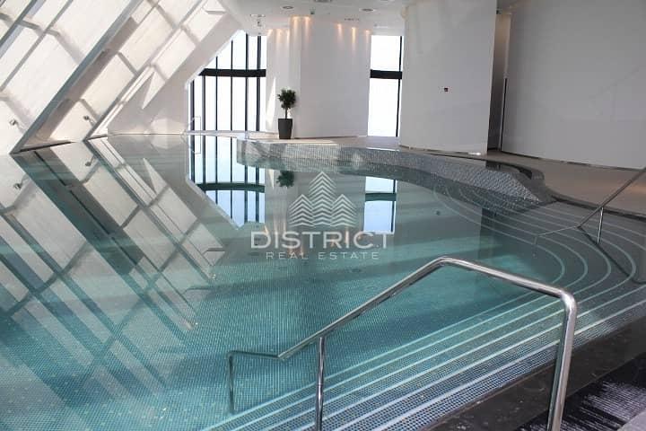3 Bed w. Maids City View in Corniche Area