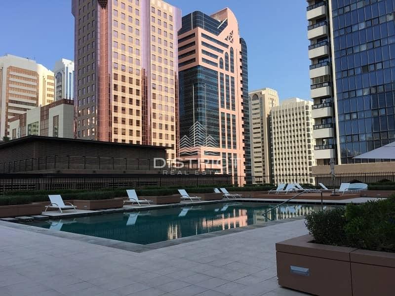 13 3 Bed w. Maids City View in Corniche Area