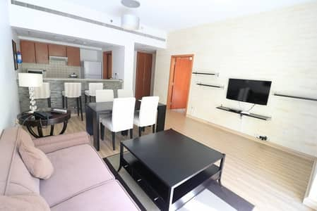 1 Bedroom Flat for Rent in The Greens, Dubai - Beautiful 1BR I Fully Furnished   Al Alka Greens