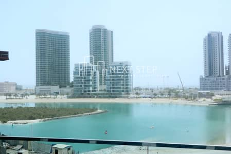3 Bedroom Apartment for Rent in Al Reem Island, Abu Dhabi - 3BR Apartment plus Maids room! Reserved 2 Parking Space!