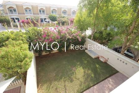 تاون هاوس 2 غرفة نوم للايجار في مثلث قرية الجميرا (JVT)، دبي - Amazing Condition | Single Row | View Today!