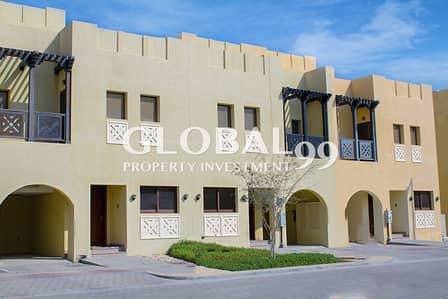 فیلا 3 غرفة نوم للايجار في قرية هيدرا، أبوظبي - Rent Here! Immaculately Kept At Tranquil Location.
