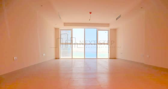 4 Bedroom Flat for Rent in Corniche Area, Abu Dhabi - Delightful 4 Master BR with MR and 2 Parking ( All Facilities)