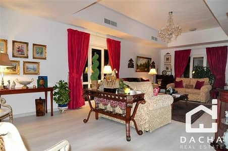 5 Bedroom Villa for Sale in The Meadows, Dubai - Exclusive / Upgraded type 8 / Vastu compliant