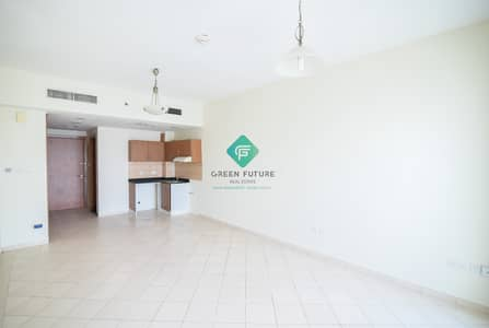Studio for Rent in Dubai Production City (IMPZ), Dubai - Well Maintained Unit Near to Bus Station
