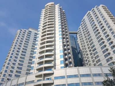 فلیٹ 1 غرفة نوم للايجار في الراشدية، عجمان - شقة في برج صقر الراشدية الراشدية 1 غرف 22000 درهم - 4288801