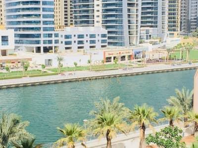 فلیٹ 1 غرفة نوم للايجار في دبي مارينا، دبي - Bright and Spacious 1Bed in Panoramic Tower