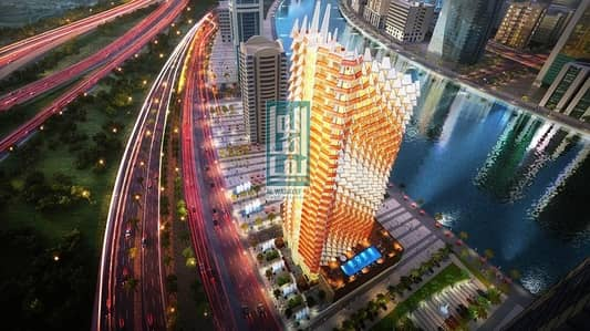 1 Bedroom Apartment for Sale in Bur Dubai, Dubai - 1BR in Jaddaf Starting from 720K only  without any commission !!