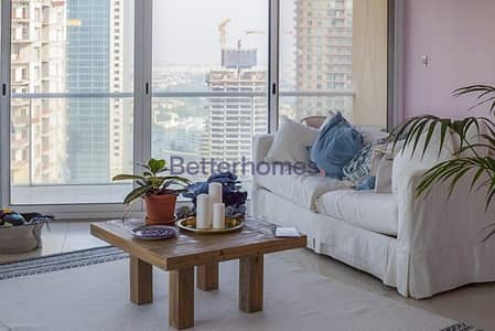 شقة 1 غرفة نوم للبيع في أبراج بحيرات جميرا، دبي - Spacious Apartment   Large Balcony   Lake view