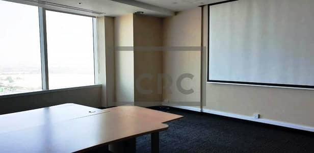 مکتب  للايجار في دبي فيستيفال سيتي، دبي - Festival Tower | Festival City | Office | Fitted