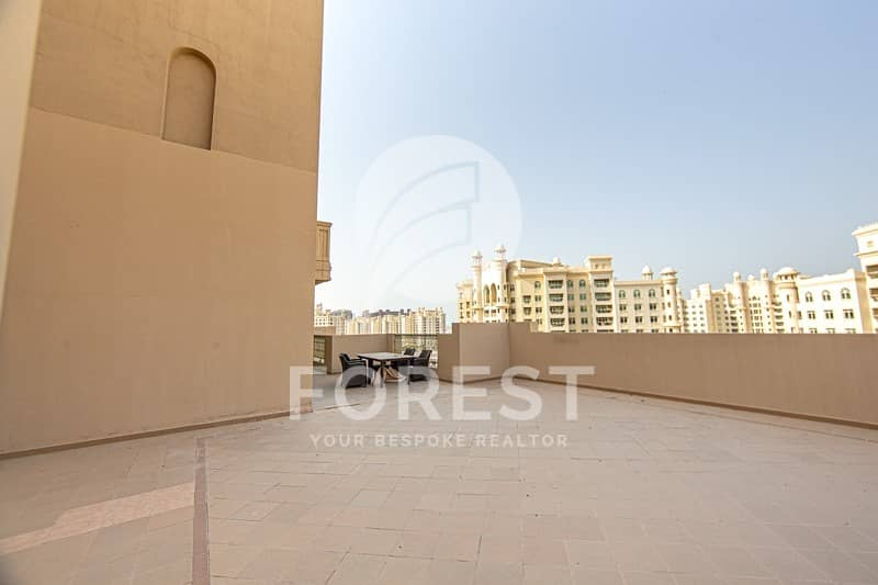 10 Elegantly 3 Beds Duplex Penthouse with Park View