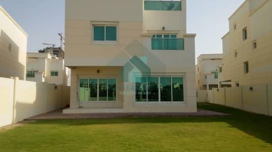فیلا 4 غرفة نوم للايجار في قرية جميرا الدائرية، دبي - Park Facing View | 4 Br + Maids  | Inner Circle | Nakheel Villa