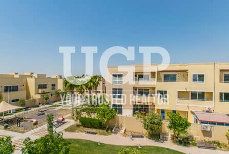 4 Bedroom Townhouse for Sale in Al Raha Gardens, Abu Dhabi - Invest Now | Big Layout Type A Townhouse for Sale