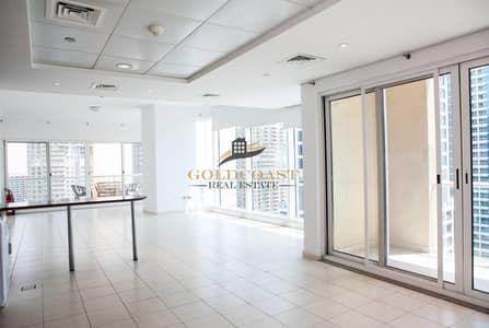 1 Bedroom Flat for Rent in Jumeirah Lake Towers (JLT), Dubai - 1Br Partial Lake View Unit |JLT Lake View