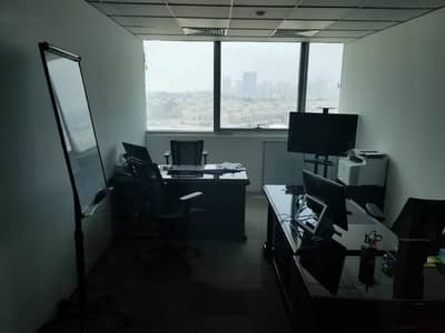 مکتب  للايجار في البرشاء، دبي - Direct from Landlord! Furnished Office for Rent in Al Barsha 1