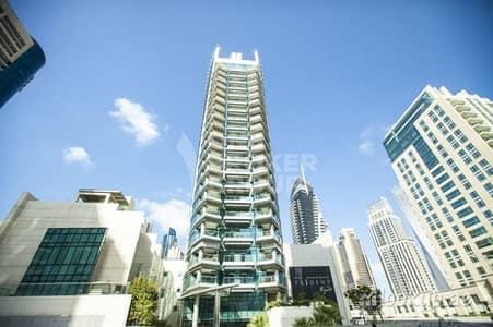 1 Bedroom Apartment for Rent in Dubai Marina, Dubai - Furnished
