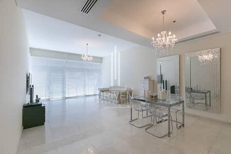 فلیٹ 1 غرفة نوم للايجار في الخليج التجاري، دبي - Fully Furnished and Large 1 Bed for Rent