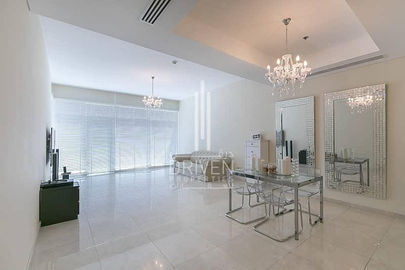 Fully Furnished and Large 1 Bed for Rent