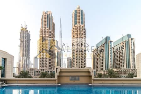 3 Bedroom Apartment for Rent in Downtown Dubai, Dubai - Beautiful 2 BR | Apartment | For Rent