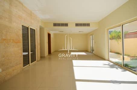 5 Bedroom Villa for Rent in Al Raha Gardens, Abu Dhabi - Most Elegant 5BR Villa in Al Raha Gardens