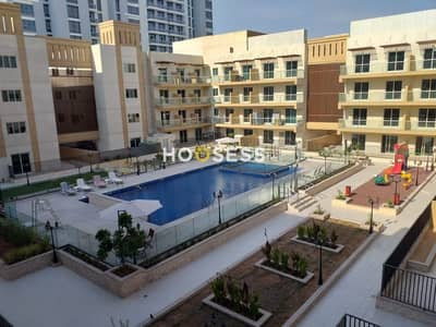3 Bedroom Flat for Rent in Jumeirah Village Circle (JVC), Dubai - Closed Kitchen| storage Room| Pay only a fixed fee