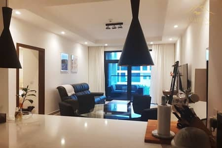 شقة 1 غرفة نوم للايجار في قرية جميرا الدائرية، دبي - High Quality I Clean & large I 1 Bedroom Plus Maids I