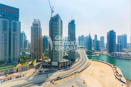 2 Bedroom Flat for Sale in Dubai Marina, Dubai - Vacant. Biggest 2 BR on High Floor