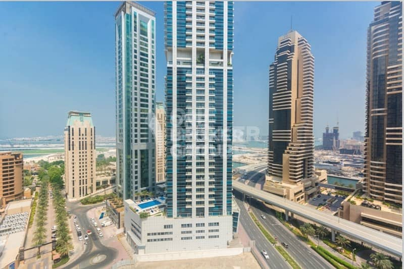 15 Spacious 2 BR on High Floor Amazing View